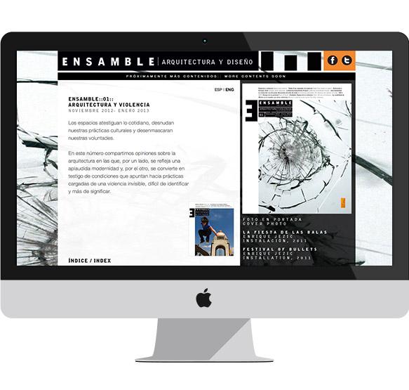 Revista Ensamble